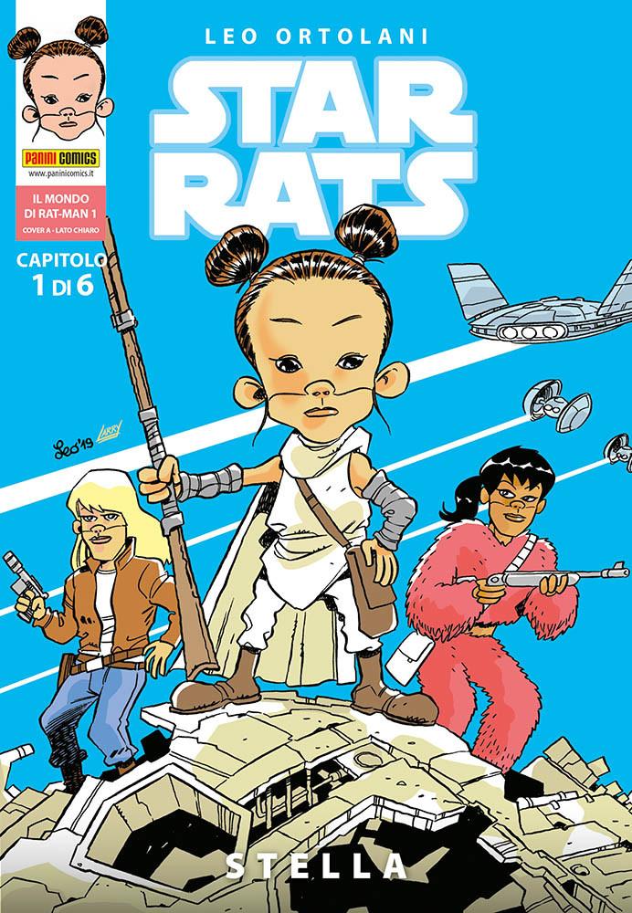 Uscito Star Rats 1: Stella