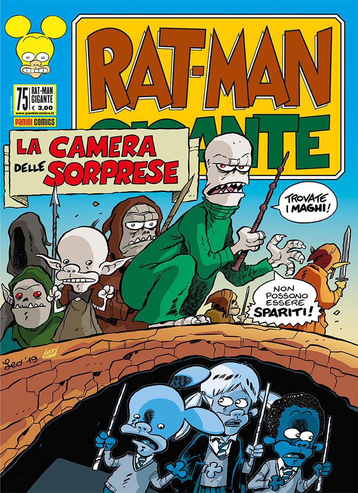 Uscito Rat-Man Gigante 75