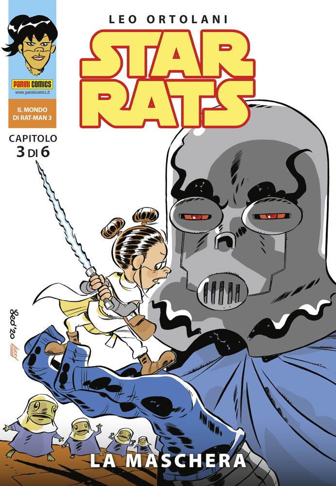 Uscito Star Rats 3