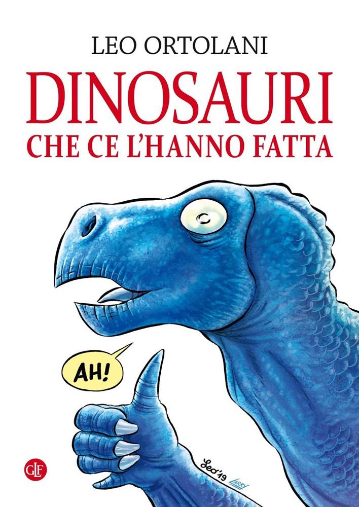 Uscito Dinosauri che ce l'hanno fatta