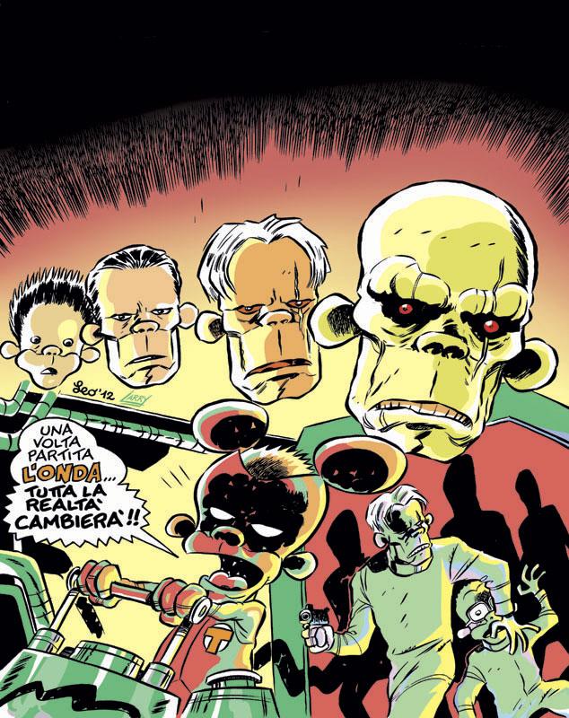 La copertina di Rat-Man Gigante 78