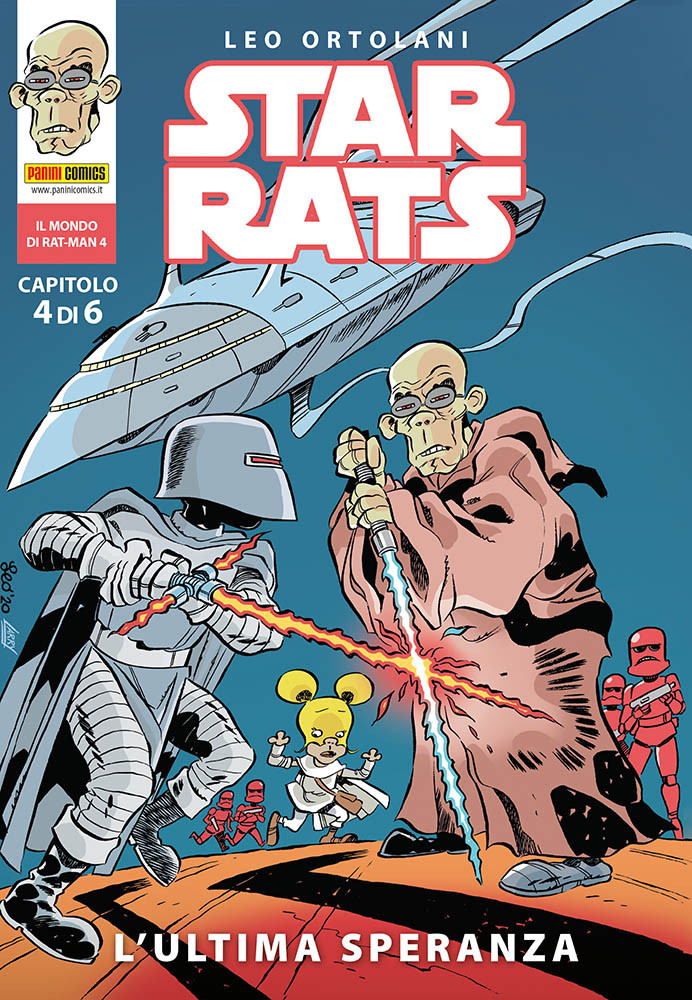 Uscito Star Rats 4
