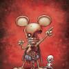 La copertina di Rat-Man 108
