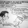Leo Ortolani a Lucca Comics 2015